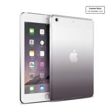 Keymao Apple iPad 2 3 4 Case Transparent TPU 9.7 inch Cover
