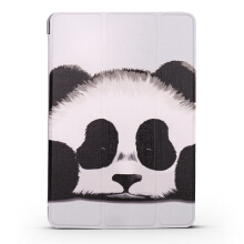 Keymao iPad Air 1/iPad 5 Cute Tablets Flip Stand Leather Cases Panda Panda