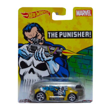 HOTWHEELS Pop Culture Marvel The Punisher Haulin Gas DLB45