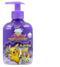 DEE-DEE Shampo Botol Pump Grape 250ml