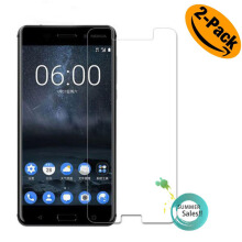 VEN Nokia 2 Tempered Glass  screen protector  {2-Pack}  TRANSPARENT