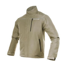 INVENTZO Alpha Urbano Series Enzo Light Alpha Jaket Motor Pria - Brown