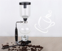 PAO MOTORING 3 Cups Cold Drip Filter Water Syphon Coffee Maker Handmade Machine High Quality Thick heat-resistant glass