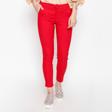 Blanik Lula Skinny Pants Red