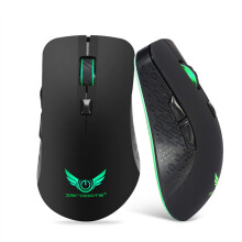 BESSKY 2.4Ghz Mini Wireless Optical Gaming Mouse Mice& USB Receiver For PC Laptop_