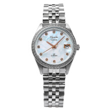 Alexandre Christie AC 5008 LD BSSMS Ladies Mother of Pearl Dial Stainless Steel [ACF-5008-LDBSSMS]