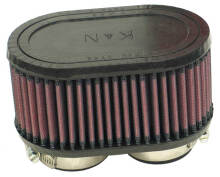 K&N Air Filter Ninja 250 Z250 R-0990 Rubber