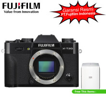 FUJIFILM X-T20 kit 16-50mm (Black) + Instax Share SP2 (silver)