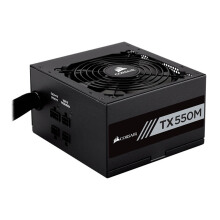 CORSAIR TX550M 550W (semi modular) 80+ Gold TXM Series (CP-9020133-EU) Power Supply