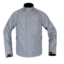 RESPIRO Impermia R2.2 Jaket Motor - Neutral Grey