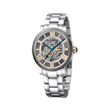 Moment Watch Guy Laroche G5020-03 Jam Tangan Pria - Stainless Steel Light Grey