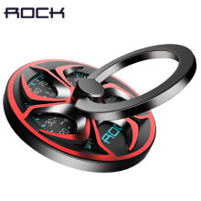 ROCK Ring Holder High Speed Hand Finger Spinner Ring Holder 360 Degree Metal Holder For iPhone/ iPad/ Samsung