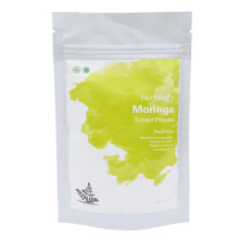 Herbilogy Moringa Extract Powder - 100g