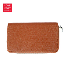Love Poly Dompet Size M 063 Dark Brown