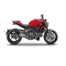 Ducati Bike Model Monster Red