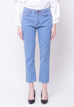 Earina Jeans Blue - Non Stretch
