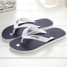 BESSKY Men's Summer Flip-flops Slippers Beach Sandals Indoor&Outdoor Leisure Shoes_