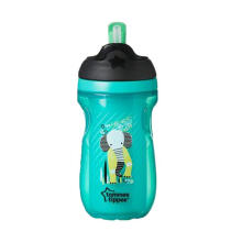 TOMMEE TIPPEE Insulated Straw Cup - Green