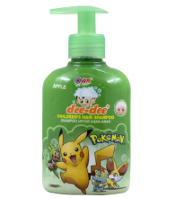 DEE-DEE Shampo Botol Pump Apple 250ml