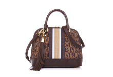 BONIA Renaissance Satchel S Brown [860195-002-07]