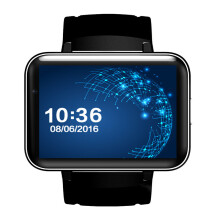BESSKY Bluetooth 3G  Android Smart Watch SIM Phone 4GB Front Camera Dual Core_