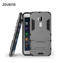 Joveins Phone Cover For ZE520KL Case Slim Robot Armor Rubber Fundas For Case ZE520KL Case For