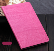 Ins T-102 Torras fabric Hard Core sheer Apple Ipad Pro9.7 protective cover-Pink