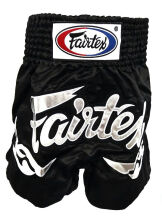 FAIRTEX MuayThai Eternal Silver BS0647