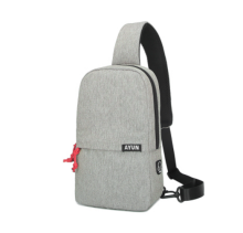 Ins I-215 Leisure shoulder&riding bag-Grey