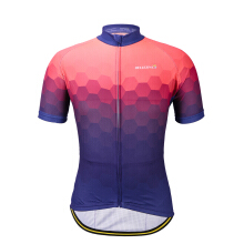 Belleziva Cycling Clothing Bicycle Jersey Sportswear Short Sleeve Bike Top Shirt For Men