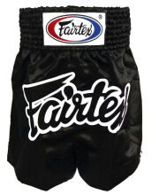 FAIRTEX Boxing Short BS0621 Black XXL