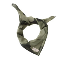 NUDIE JEANS Camo Handkerchief - Camoflage [All Size]