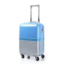 Samsonite Red Robo Spinner 55/20 L.Blue/S