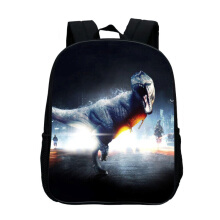 SiYing Korean version of the children's bag cartoon dinosaur pattern offload backpack