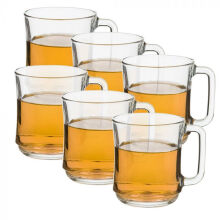 DURALEX Gelas Cangkir Lys Stackable Mug 31 cl/310 ml (isi 6 pcs)