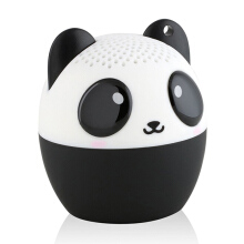 Vinmori Mini Bluetooth Animal Wireless Speaker with TRUE WIRELESS STEREO TECHNOLOGY Panda