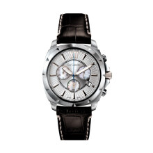 Moment Watch Guy Laroche GLA5064LD.01 Jam Tangan pria - Leather Strap - black Black