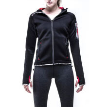 GRIPS Ladies Thermal Hoodies Athletica - Black S