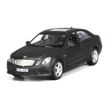 RMZ City Diecast Mercedes Benz E63 Matte Black - 5705101