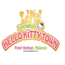 Tiket Masuk Sanrio Hello Kitty Town