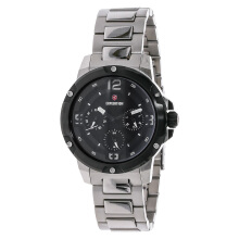 Expedition Ladies Black Dial Stainless Steel [EXF-6698-BFBTBBA]