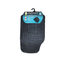 AVATAR 7901 Karpet Mobil - Black [2Pcs]