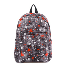 VOITTO Backpack DD1 Red Star - Black