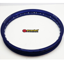 SCARLET RACING - velg motor - Uk 17-160 type WM shape blue Others
