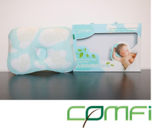 Comfi Newborn Breathing Pillow - Blue