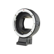 Commlite EF to E-Mount Adapter EF/EFS lens-Sony NEX Alpha A7/A72/A7R/A7S Black