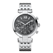 Moment Watch Guy Laroche G2009-04 Jam Tangan Pria - Stainless Steel Grey