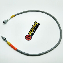 SCARLET RACING -kabel speedometer -KLX silver Others