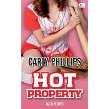 Agen Perayu (Hot Property) - Carly Phillips 616184008 (cons)