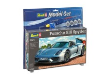 REVELL Model Set Porsche 918 Spy - Plastic Model - Multicolor